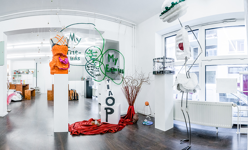 Secondary Art Space - Rückerstraße 10