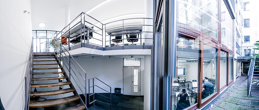 Upper Secondary Space - Rückerstraße 8 - Interior