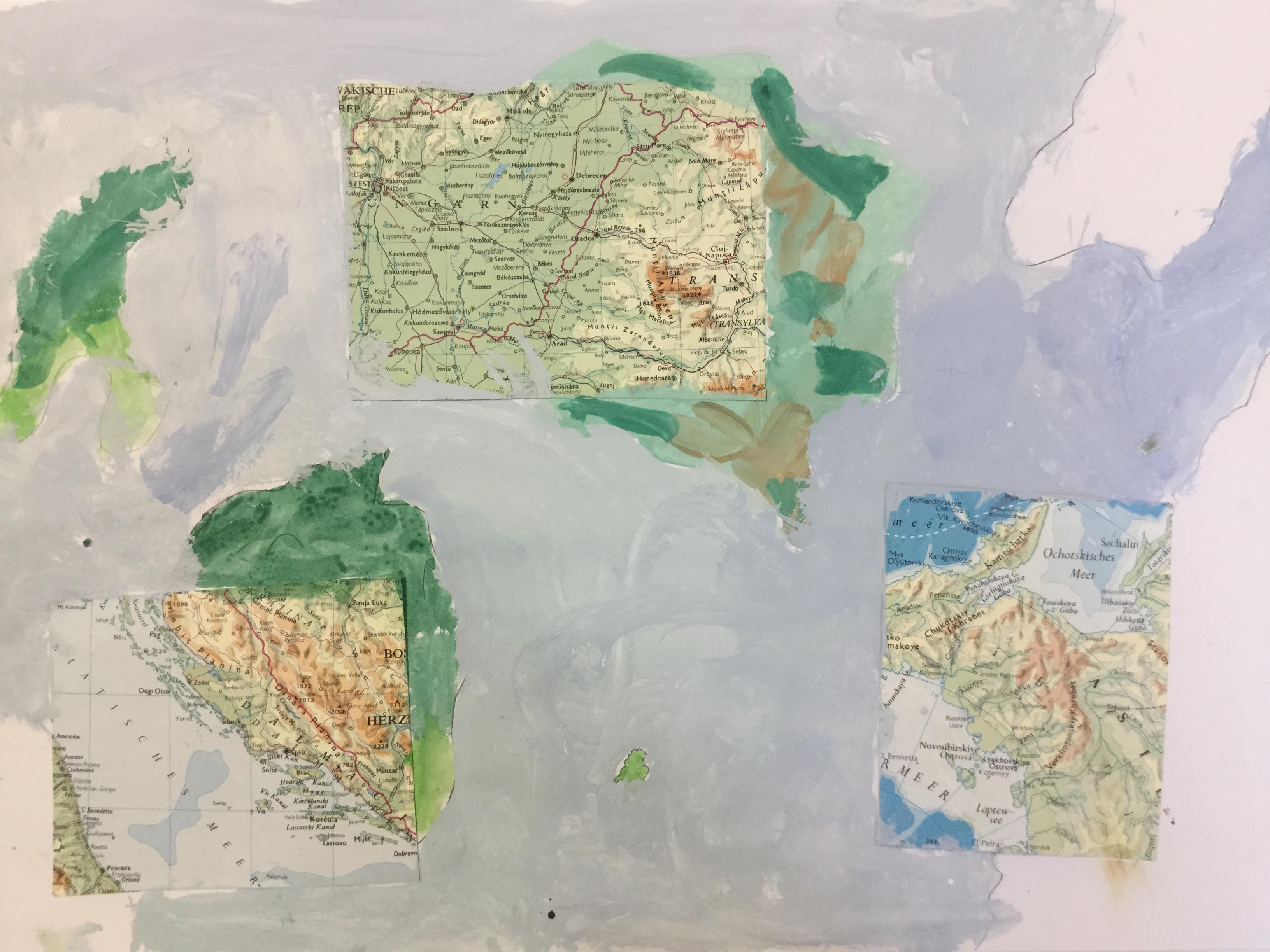 grade 4 - maps