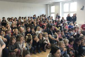 Berlin Cosmopolitan School_Kindergarten_Music