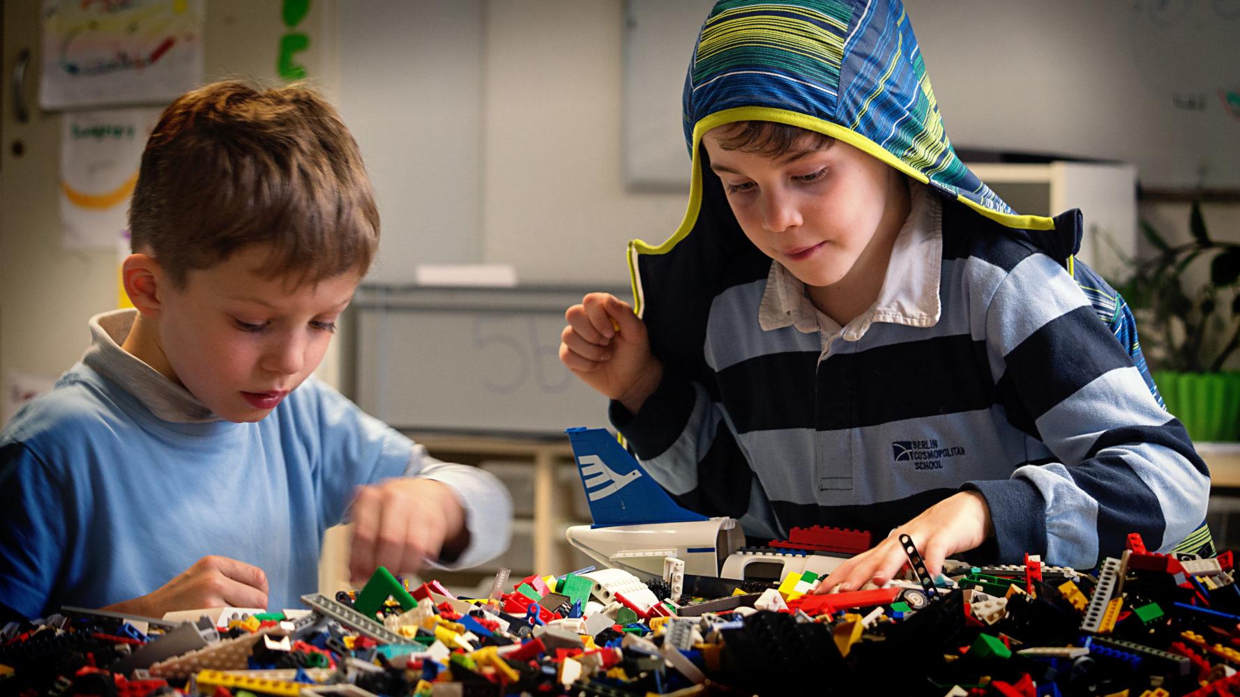 Lego Club_Extracurricular Programme_Berlin Cosmopolitan School