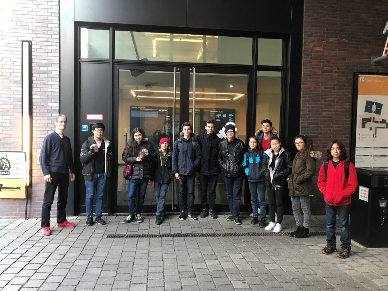 Berlin Cosmopolitan School_Field Trip_Secondary_IT