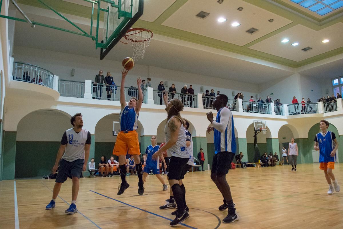 Berlin Cosmopolitan School_Basketball