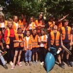 Berlin Cosmopolitan School_Cleaning Park