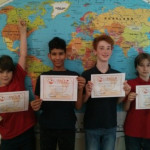 Berlin Cosmopolitan School_Caribou Math Contest_Top World Winner_Secondary