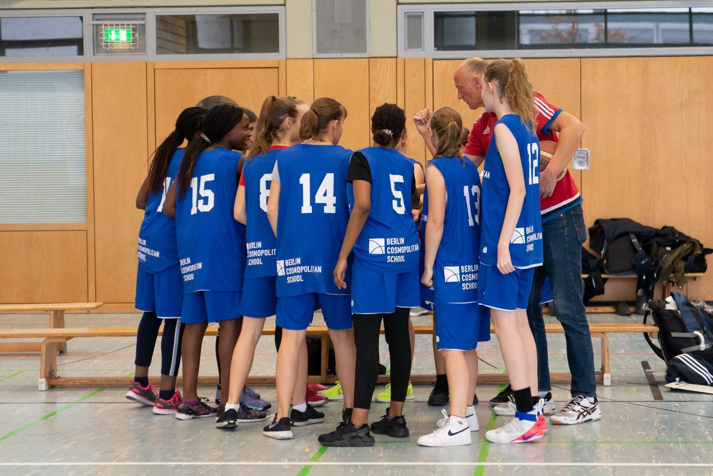 Berlin Cosmopolitan School_Basketball_ALBA_Secondary_tournament