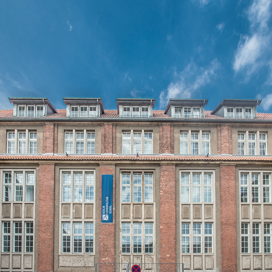 Main Building - Rückerstraße 9