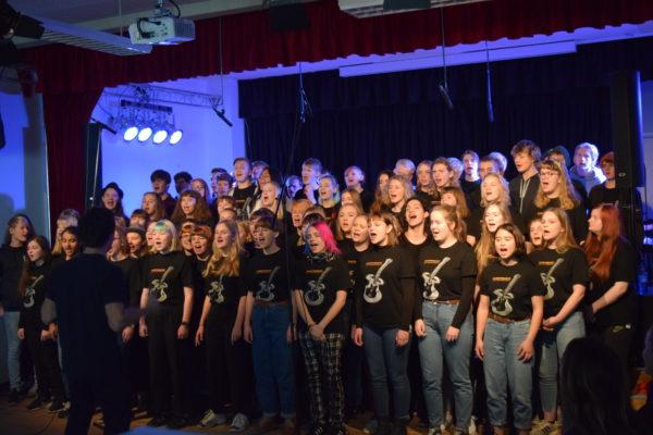 Berlin Cosmopolitan School_Concert_Music_Musikefterskolen_School exchange