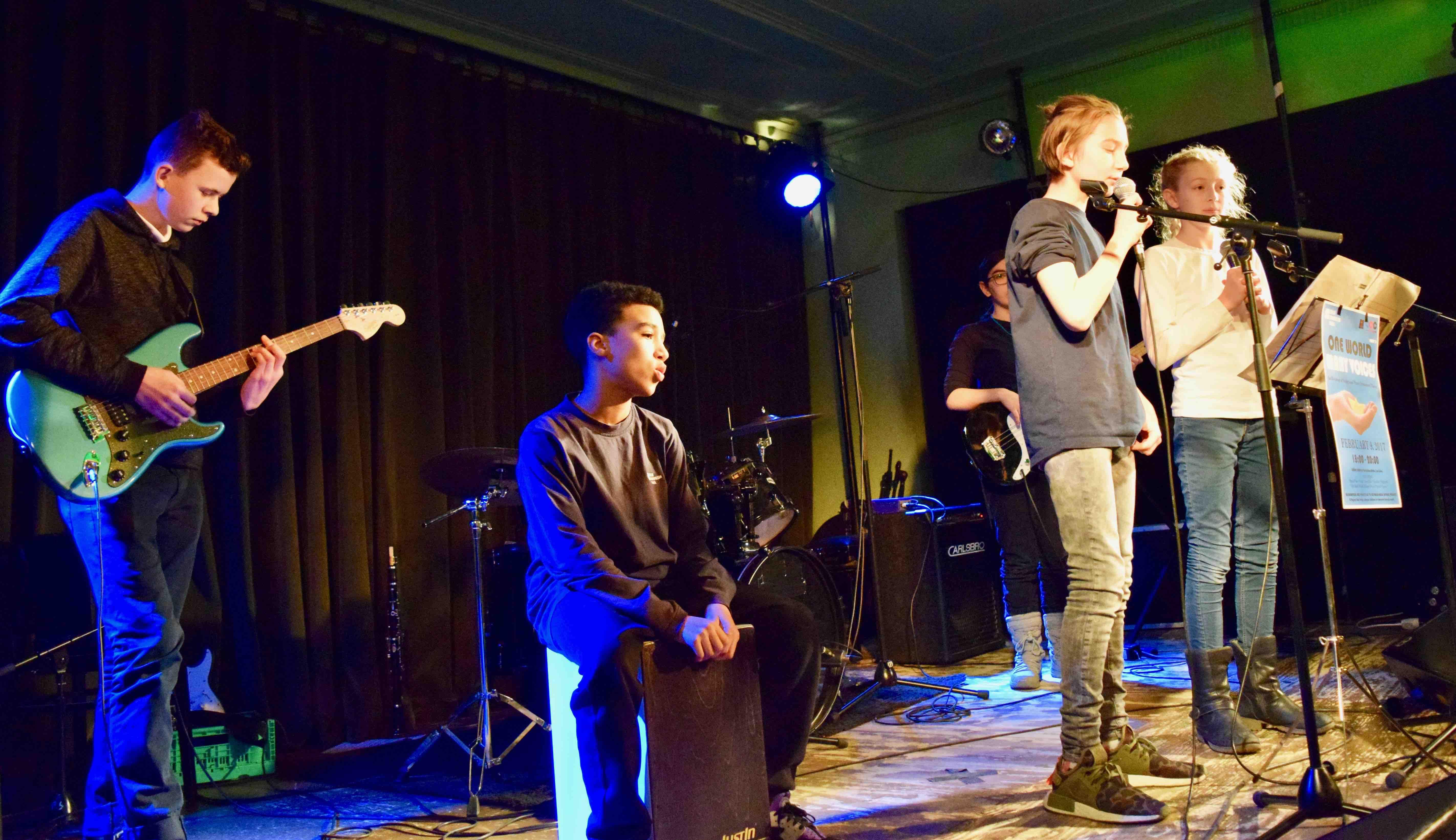 Berlin Cosmopolitan School_Music_Event