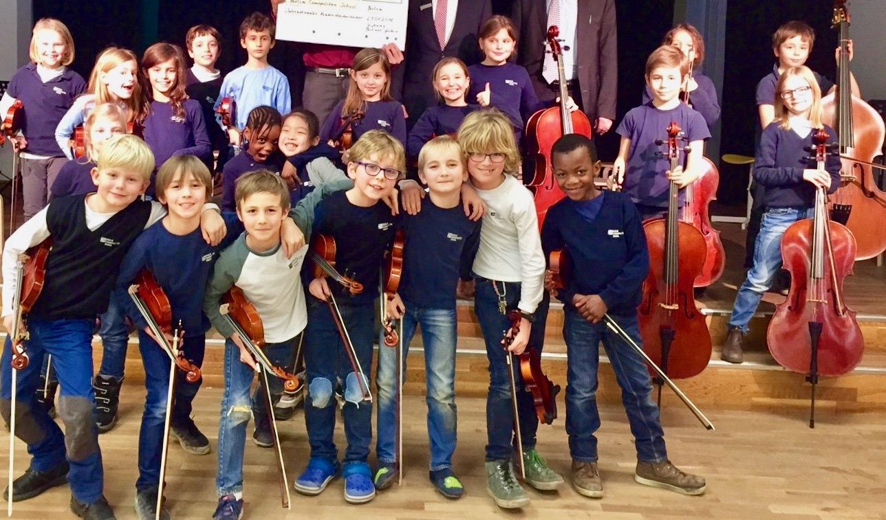 Berlin Cosmopolitan School_Music_String Orchestra