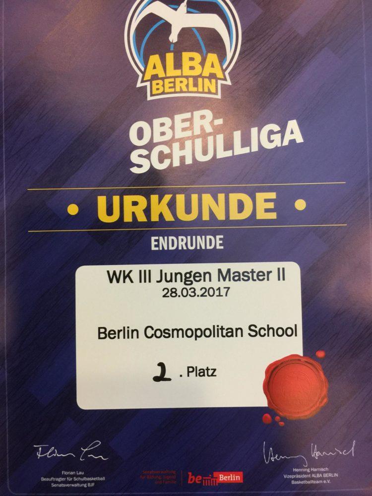 Gymnasium_Sport_International School_berlin cosmopolitan school
