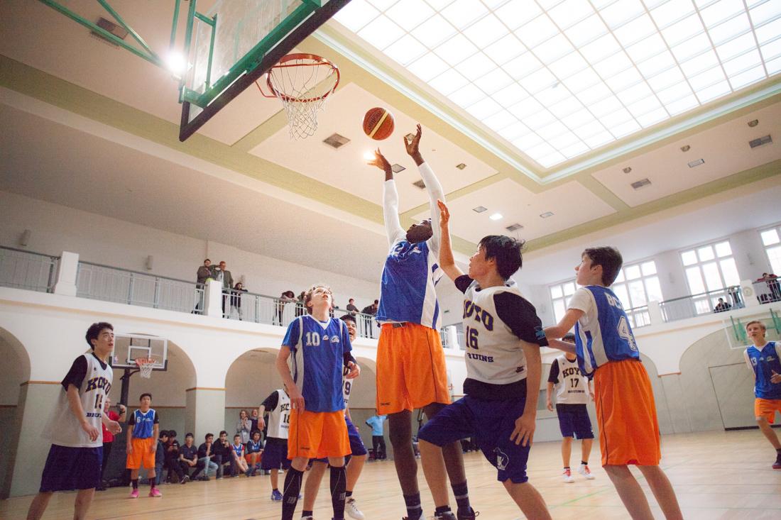 Secondary_Basketball_Nagoya Highschool_Sport