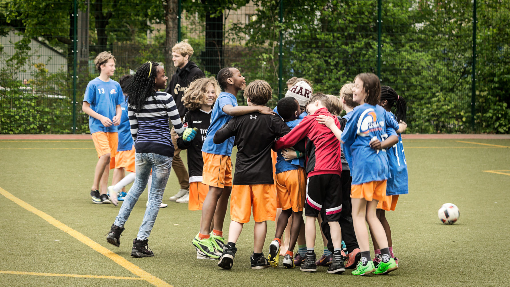 Soccer_U 13_Berlin cosmopolitan School