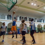 Berlin Cosmopolitan School_Basketball