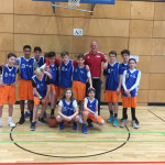 Berlin Cosmopolitan School_Basketball_ALBA Turnier