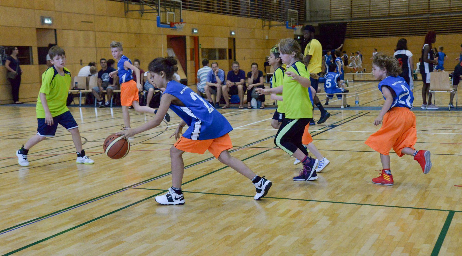 Berlin Cosmopolitan School_Basketball_Turnier_Primary_Grundschule