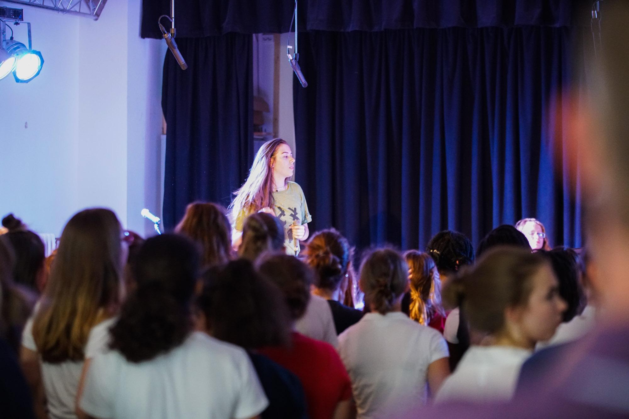 Berlin Cosmopolitan School_Schiller Gymnasium_Konzert_Rockbands