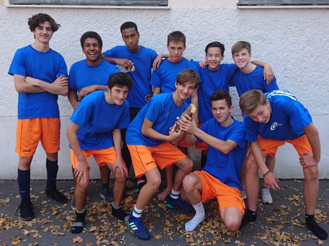 Berlin Cosmopolitan School_Fußball_Soccer_Tournament_Secondary