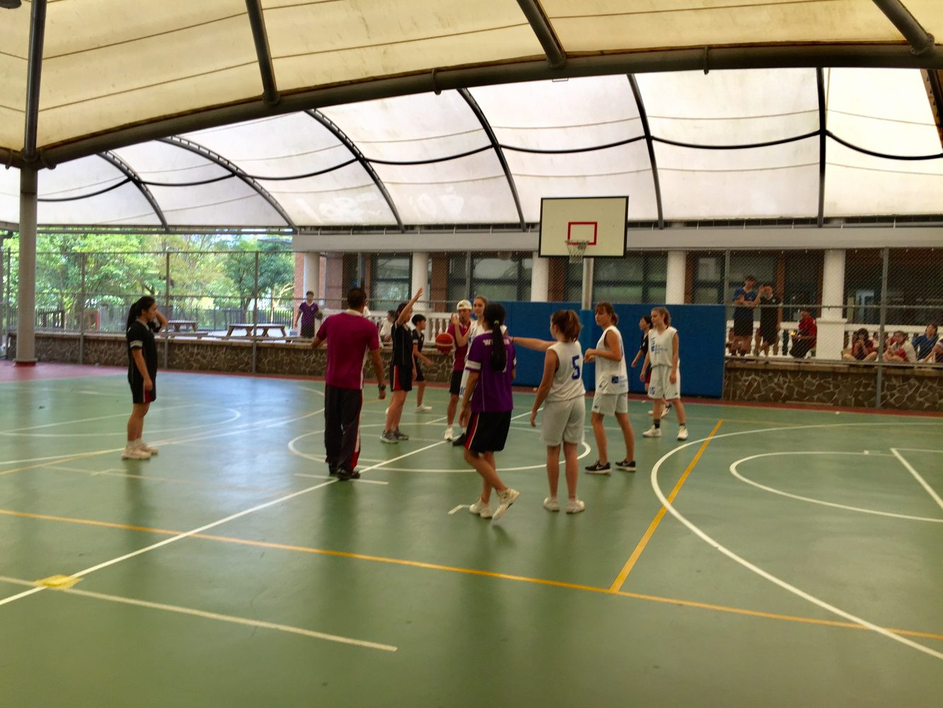 Berlin Cosmopolitan School_Basketball_school exchange_Taiwan_Secondary