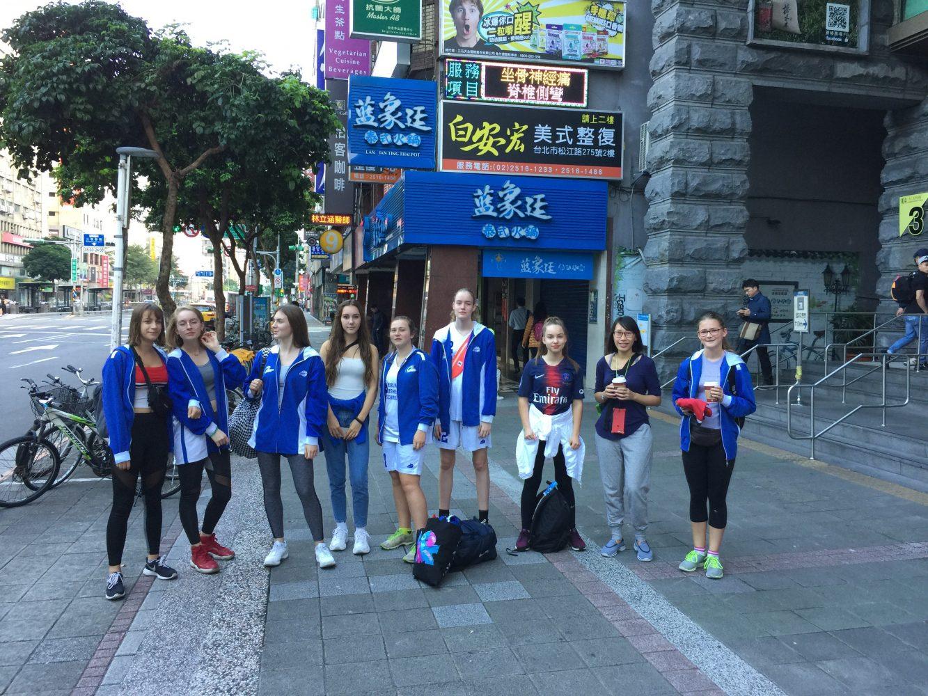 Berlin Cosmopolitan School_Basketball_school exchange_Taiwan_Secondary
