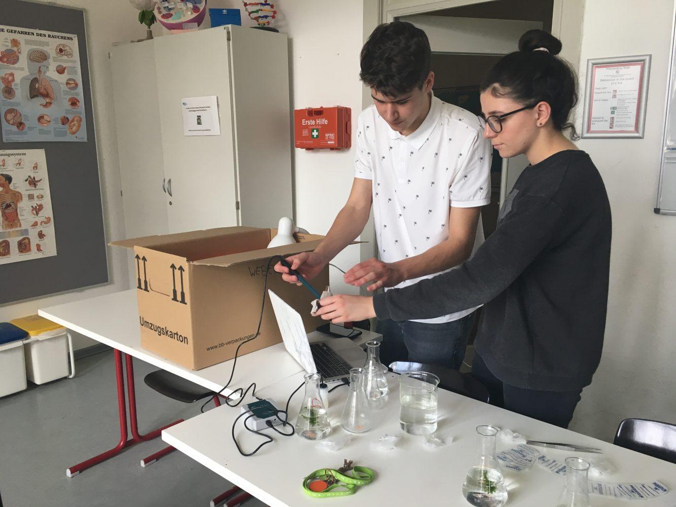 IB Group 4 Project_Berlin Cosmopolitan School_Science_Naturwissenschaften