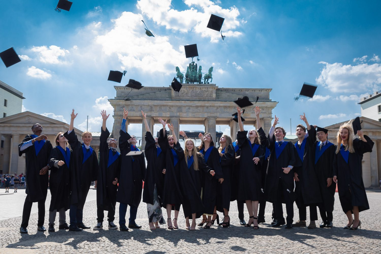 BCS Graduation 2019_Berlin Cosmopolitan School_Abitur und IB