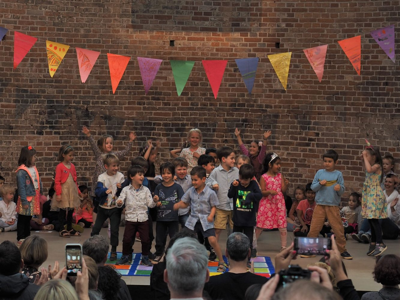 Preschool Graduation_Class of 2019_Berlin Cosmopolitan School