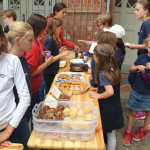 Bake Sale_Charity_Safe the Planet_Berlin Cosmopolitan School